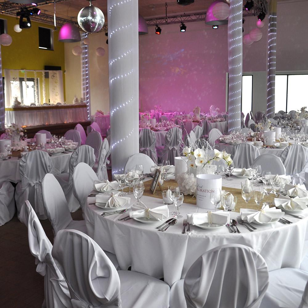 Deluxe Essen Hochzeitssaal